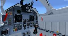 Aero Vodochody L159A FSX P3D FS9 15