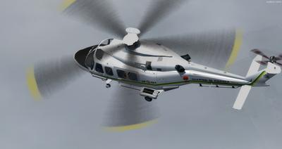 AgustaWestland AW139 FSX P3D  11