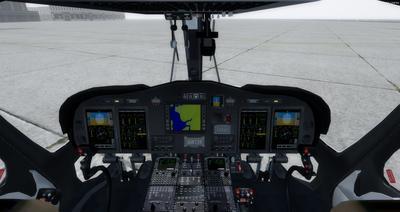 AgustaWestland AW139 FSX P3D  14