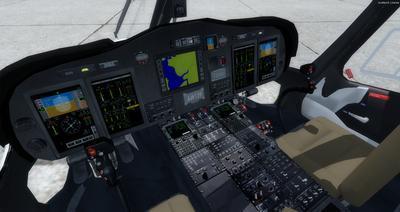 AgustaWestland AW139 FSX P3D  15