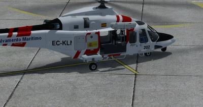 AgustaWestland AW139 FSX P3D  2