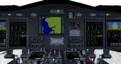 AgustaWestland AW139 FSX P3D  21