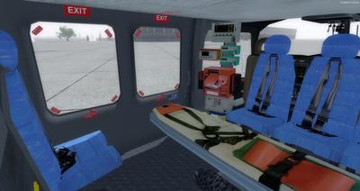 AgustaWestland AW139 FSX P3D  23