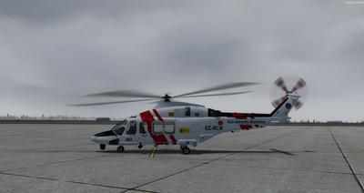 AgustaWestland AW139 FSX P3D  5