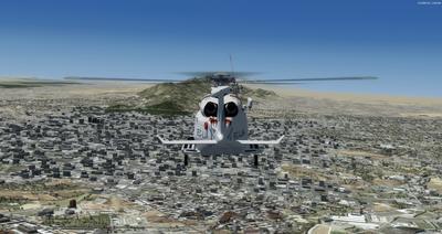 AgustaWestland AW139 SAR FSX P3D  10