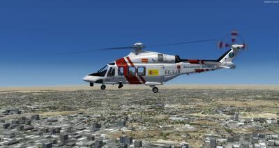 AgustaWestland AW139 SAR FSX P3D  12
