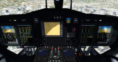AgustaWestland AW139 SAR FSX P3D  17