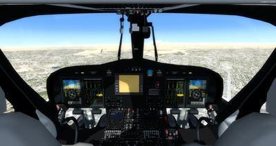 AgustaWestland AW139 SAR FSX P3D  18
