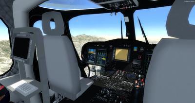 AgustaWestland AW139 SAR FSX P3D  28