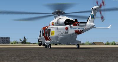 AgustaWestland AW139 SAR FSX P3D  4
