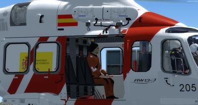 AgustaWestland AW139 SAR FSX P3D  5
