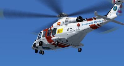 AgustaWestland AW139 SAR FSX P3D  7