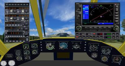 Luchttractor AT 802 Fire Boss FSX P3D  1