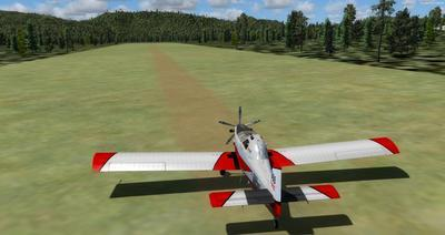 Luchttractor AT 802 Fire Boss FSX P3D  24