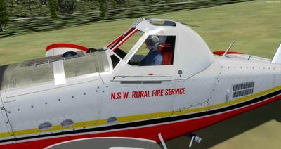 Luchttractor AT 802 Fire Boss FSX P3D  29