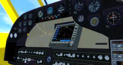 Luchttractor AT 802 Fire Boss FSX P3D  30
