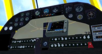 Luchttractor AT 802 Fire Boss FSX P3D  32