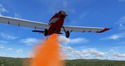 Luchttractor AT 802 Fire Boss FSX P3D  5
