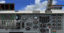 ايرباص A300B1 B2 B4 FSX P3D  11
