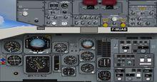 ايرباص A300B1 B2 B4 FSX P3D  12