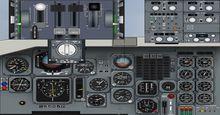 ايرباص A300B1 B2 B4 FSX P3D  13