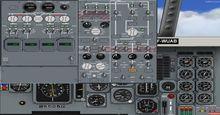 ايرباص A300B1 B2 B4 FSX P3D  14