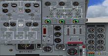ايرباص A300B1 B2 B4 FSX P3D  15