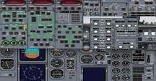 Airbus A310 Multi Livery FSX P3D  32
