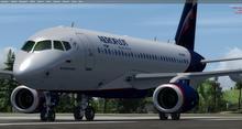 ಏರ್ಬಸ್ A320 214 ಸ್ವಿಸ್ FSX P3D  1