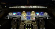 Airbus A320 214 Swiss FSX P3D  14