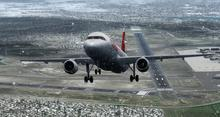 Airbus A320 214 Swiss FSX P3D  17
