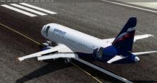 ಏರ್ಬಸ್ A320 214 ಸ್ವಿಸ್ FSX P3D  2