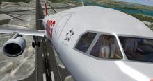Airbus A320 214 Swiss FSX P3D  29