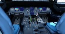 Airbus A320 214 Switzerland FSX P3D  6