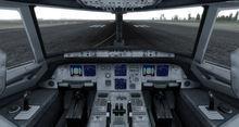 Airbus A320 232 Land Air British FSX P3D  3
