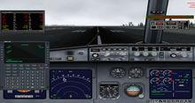 Airbus A320 232 British Airways Landor FSX P3D  5