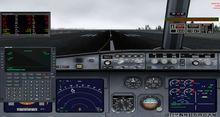 Airbus A320 232 Land Air British FSX P3D  5