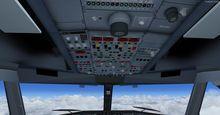 Airbus A340 200 Aerolineas Argentinas FSX P3D  12