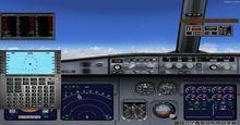 Airbus A340 200 Aerolineas Argentinas FSX P3D 9