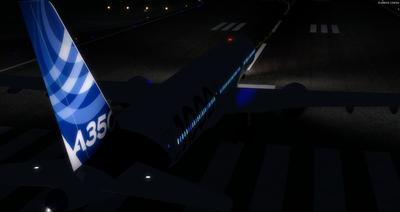 Airbus A350 1000 XWB CamSim FSX P3D  19