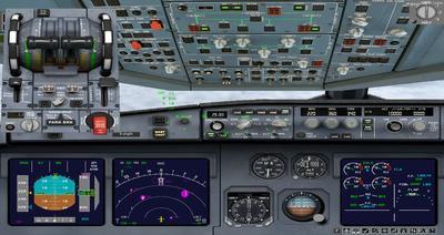 Airbus A350 1000 XWB CamSim FSX P3D 4