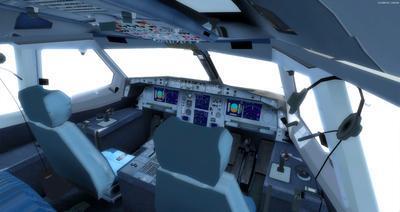 Airbus A350 1000 XWB CamSim FSX P3D 5
