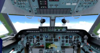Antonov 225 Space Shuttle FSX P3D 10