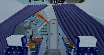 Antonov 225 Space Shuttle FSX P3D 12