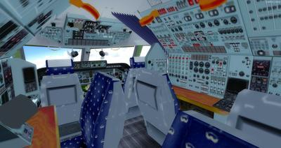 Antonov 225 Space Shuttle FSX P3D 14