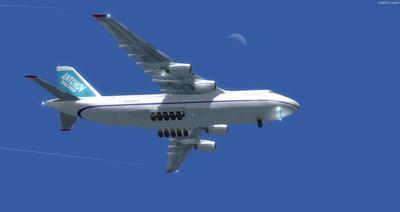 Antonov AN 124 FSX P3D 2