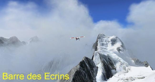 Barre des Ecrins