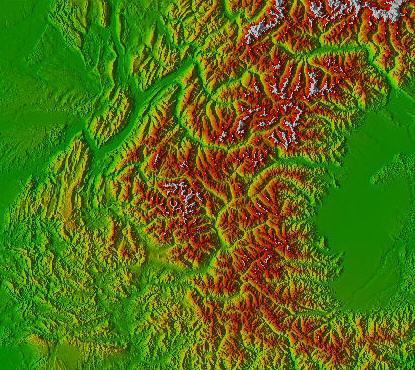 Alpes Sud Est Mesh