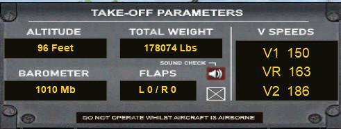 take off panel