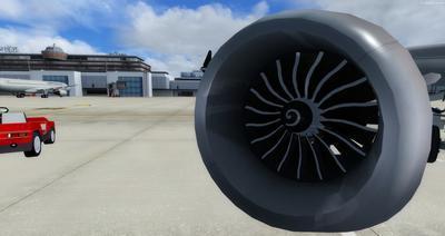 波音737 MAX8多用途 FSX P3D  10